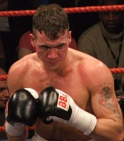 Paul Porter Gareth Perkins31 Ringside Boxing Report: The Haymaker David Haye v Giacobbe Fragomeni