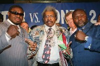 Peter King Toney Boxing Quotes: Sam Peter, James Toney, Jose Antonio Rivera, Travis Simms