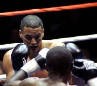 Peterson Meeks1 Ringside Boxing Report: Joey Abell   Louis Monaco/Chazz Witherspoon   Earl Ladson