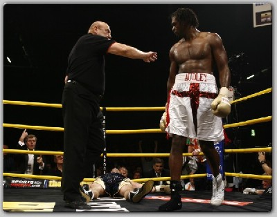 Prizefighter Harrison Barrett1  Boxing Perspective: Audley Harrison   A Force Or A Farce?