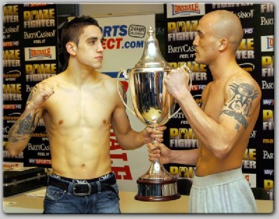 PrizefighterLightMiddleweights11 Boxing Weigh In: Prizefighter Light Middleweights