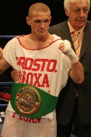 ProksaWinner Ringside Boxing Report: Colin Lynes   Young Mutley