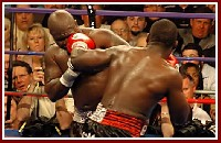 Rahman Toney3 Ringside Boxing Report: Hasim Rahman   James Toney