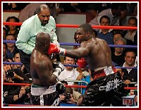 Rahman Toney5 Ringside Boxing Report: Hasim Rahman   James Toney
