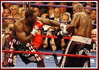 Rahman Toney6 Ringside Boxing Report: Hasim Rahman   James Toney