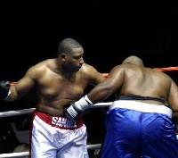 Rhodes Brown 2 Ringside Boxing Report: Joey Abell   Louis Monaco/Chazz Witherspoon   Earl Ladson