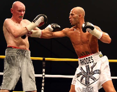 Ringside Boxing Report: Ryan Rhodes vs. Jamie Coyle