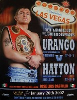 Ricky Hatto Juan Urango Boxing Preview: Ricky Hatton   Juan Urango