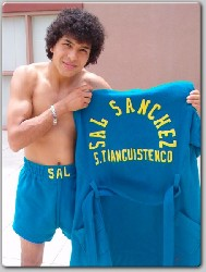 SalvadorSanchezII1 Showtime Boxing Spotlight: Salvador Sanchez II