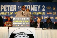 Sam Peter James Toney Boxing Quotes: Sam Peter, James Toney, Jose Antonio Rivera, Travis Simms