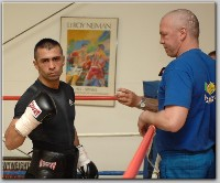 SelcukAydinTrainingCamp3 26 09 011 Arena Boxing: Gamboa, Aydin On ShoBox April 17 In Primm, Nevada