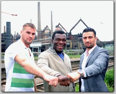 SteffenKretschmann HerbieHide MahirOral1 Arena Boxing: Herbie Hide   Everybody Is Ducking Me!