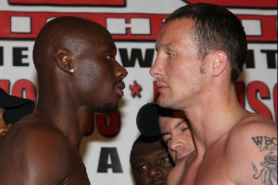 TarvervsWoodspreview1 Boxing Preview Analysis: Clinton Woods vs. Antonio Tarver