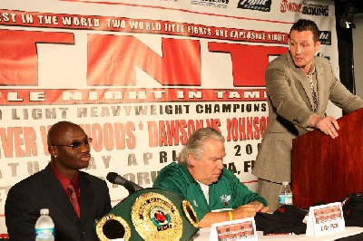 Taver Clinton Woods3 Boxing Perspective: Woods Looks To Give Tarver Reality Check