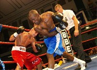 Ted Bami Guiseppe Lauri1 Ringside Boxing Report: Ted Bami   Guiseppe Lauri