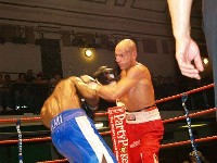 Ted Bami Guiseppe Lauri3 Ringside Boxing Report: Ted Bami   Guiseppe Lauri