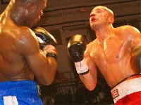 Ted Bami Guiseppe Lauri4 Ringside Boxing Report: Ted Bami   Guiseppe Lauri