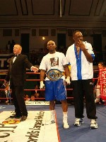 Ted Bami Guiseppe Lauri6 Ringside Boxing Report: Ted Bami   Guiseppe Lauri