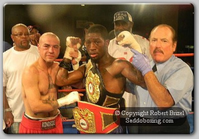 Teon Kennedy Alex Becerra card1 2015 IBHOF Inductee Steve Smoger: Gentleman Of Boxing