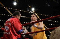 Vargas WINNER Ringside Boxing Report: NY Daily News Golden Gloves   Part II