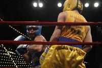 Vargas v Hendrickson action2 Ringside Boxing Report: NY Daily News Golden Gloves   Part II