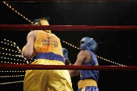 Vargas v Hendrickson action3 Ringside Boxing Report: NY Daily News Golden Gloves   Part II