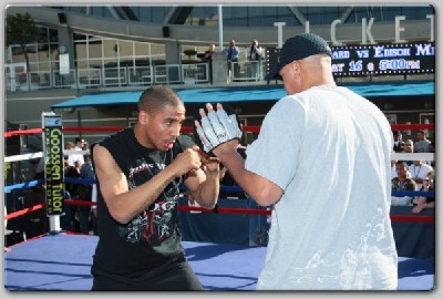 Ward Miranda31 Boxing Quotes: Andre Ward vs. Edison Miranda
