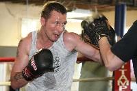 Woods1 Boxing Workout Quotes: Antonio Tarver, Clinton Woods, Glen Johnson & Chad Dawson