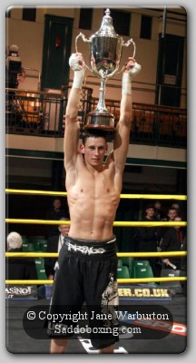 arronwinner1a1 Ringside Boxing Report: Prizefighter Light Middleweights