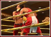ballroom boxing4 Ringside Boxing Report: Cleotis Pendarvis   Ricardo Galindo