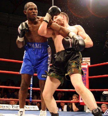 Ringside Boxing Report: Undercard Of David Barnes vs. Barry Morrison