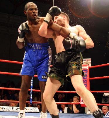Ringside Boxing Report: Undercard Of David Barnes vs. Barry Morrison