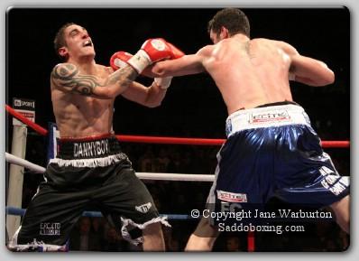barkerbutler51 Ringside Boxing Report: Darren Barker vs. Danny Butler