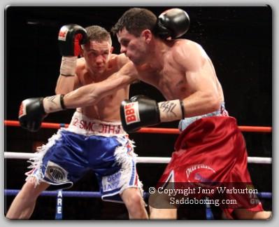boothmarsh201 Ringside Boxing Report: Jason Booth vs. Matthew Marsh