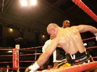 boxing york halls3 Ringside Boxing Report: Ted Bami   Guiseppe Lauri