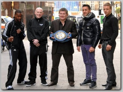 branco matt11 Boxing In Britain: Hatton, Branco, Small And Webb Face Off In London