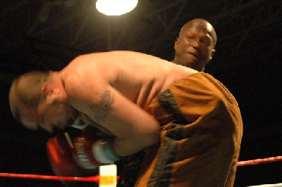 brown west11 Heavyweight Boxing Prospect Mark Oak Tree Brown Victorious In New Jersey