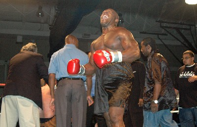 brown west41 Heavyweight Boxing Prospect Mark Oak Tree Brown Victorious In New Jersey