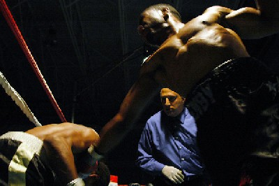 brown west51 Heavyweight Boxing Prospect Mark Oak Tree Brown Victorious In New Jersey