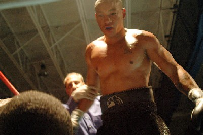 brown west71 Heavyweight Boxing Prospect Mark Oak Tree Brown Victorious In New Jersey