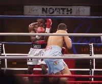 castillo ngoudlu fight21 Ringside Boxing Report: Hatton and Castillos victories pave the way for a June showdown.