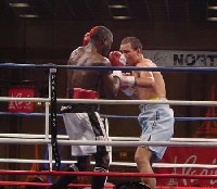 castillo ngoudlu fight51 Ringside Boxing Report: Hatton and Castillos victories pave the way for a June showdown.