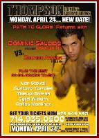 dominic salcido Dominic Salcido Headlines Thompson Boxing Card Path To Glory