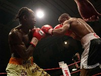 eastman williams101 Ringside Boxing Report: Howard Eastman   Richard Williams