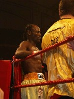 eastman williams110 Ringside Boxing Report: Howard Eastman   Richard Williams