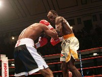 eastman williams111 Ringside Boxing Report: Howard Eastman   Richard Williams