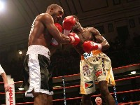 eastman williams121 Ringside Boxing Report: Howard Eastman   Richard Williams
