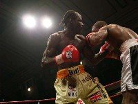 eastman williams151 Ringside Boxing Report: Howard Eastman   Richard Williams