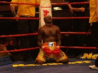 eastman williams181 Ringside Boxing Report: Howard Eastman   Richard Williams