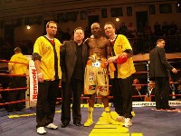 eastman williams201 Ringside Boxing Report: Howard Eastman   Richard Williams